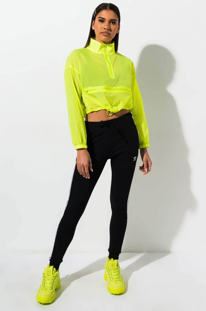 Adidas cuffed track pant black 1