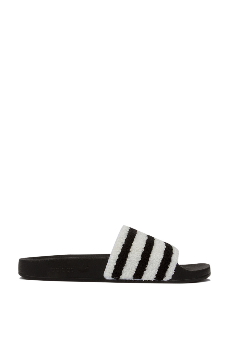 7a70dfd0d ADIDAS ADILETTE TERRYCLOTH POOL SANDALS AKIRA