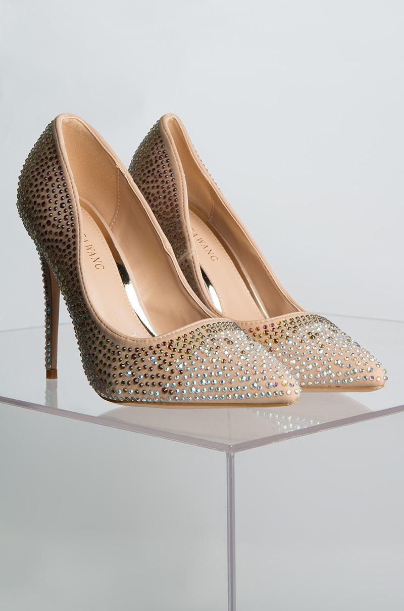 ec9974a9910c Diamond Slides in Rose Gold   Black Silver - AKIRA