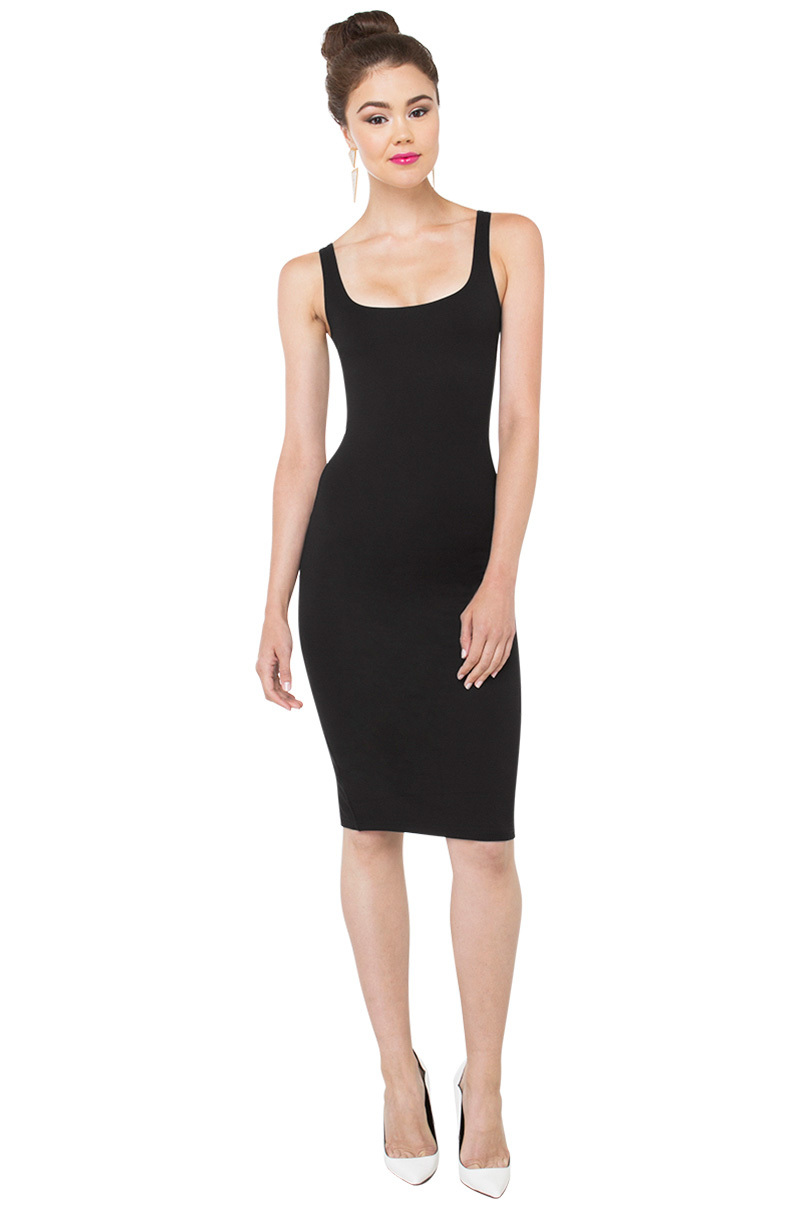 Get dressed for less with our selection of Basic Dresses. Super versatile styles that can be dressed up or down.