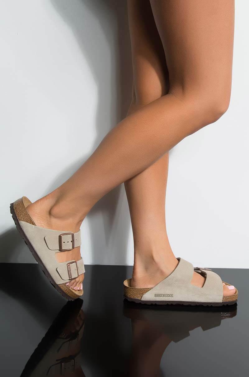 6fc38d391 BIRKENSTOCK Soft Footbed Slide In Sandal