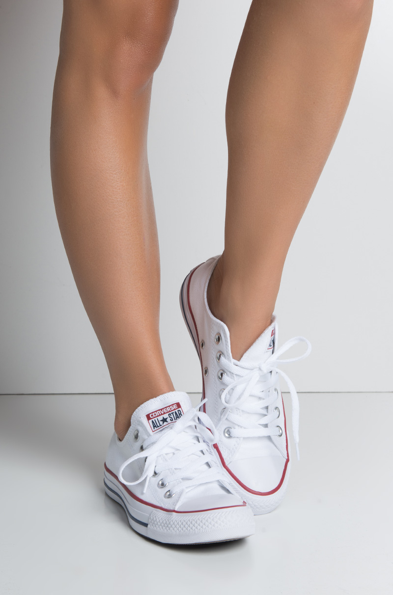 Converse Low Tops | White Converse | Chuck Taylor All Star ...