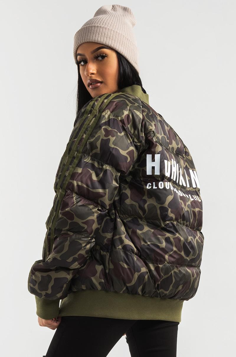 Adidas Pharrell Williams Hu Hiking Sst Track Jacket In