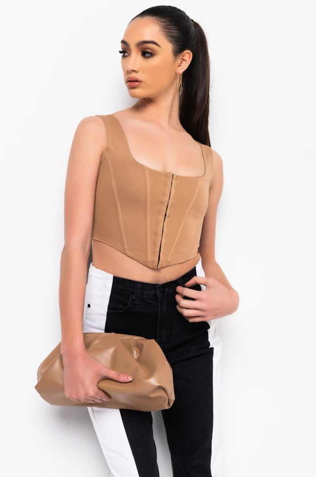 ALL YOU NEED CORSET TOP