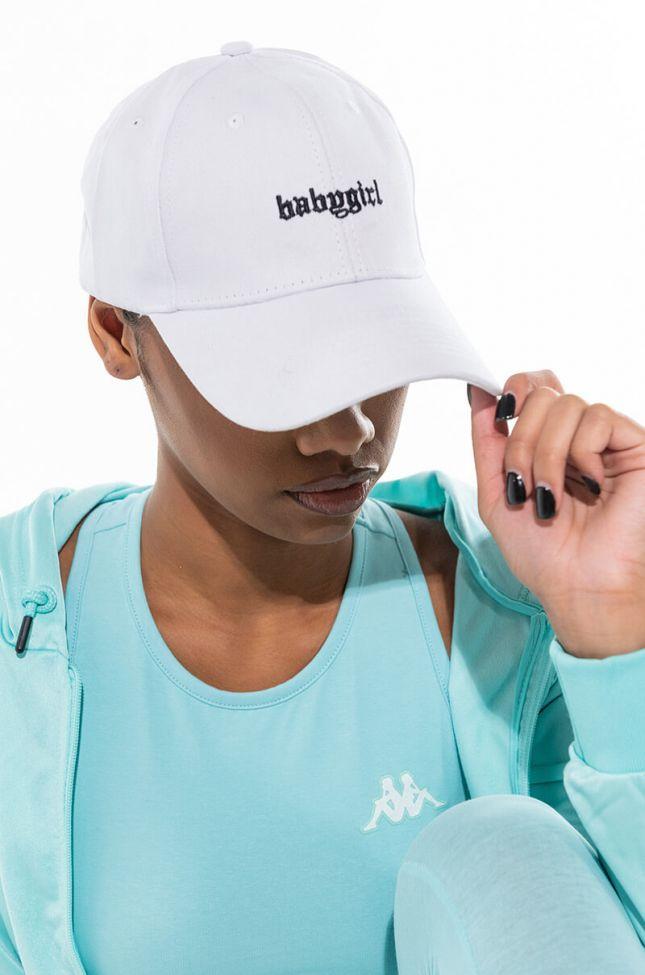 BABYGIRL BASEBALL HAT