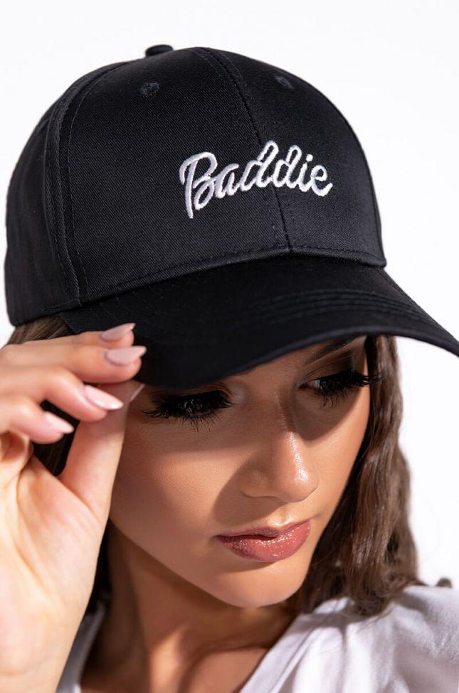Front View Baddie Hat