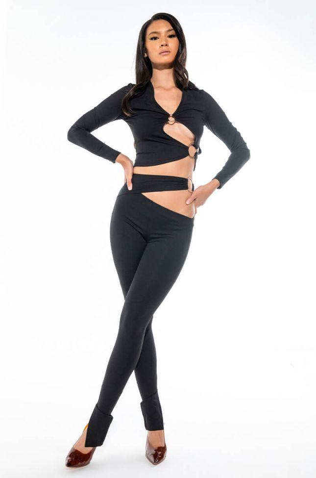 BESAME CUT OUT PANT