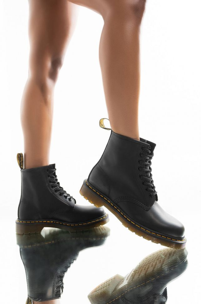 Front View Doc Martens 1490 Smooth Boot
