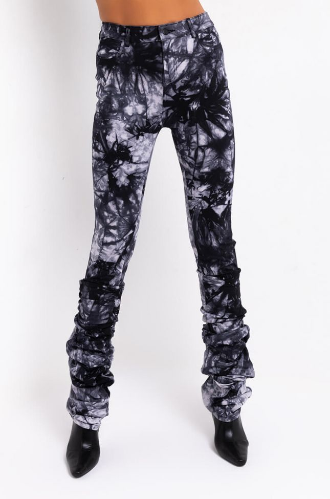 FEEL IT ALL STACKED PANT