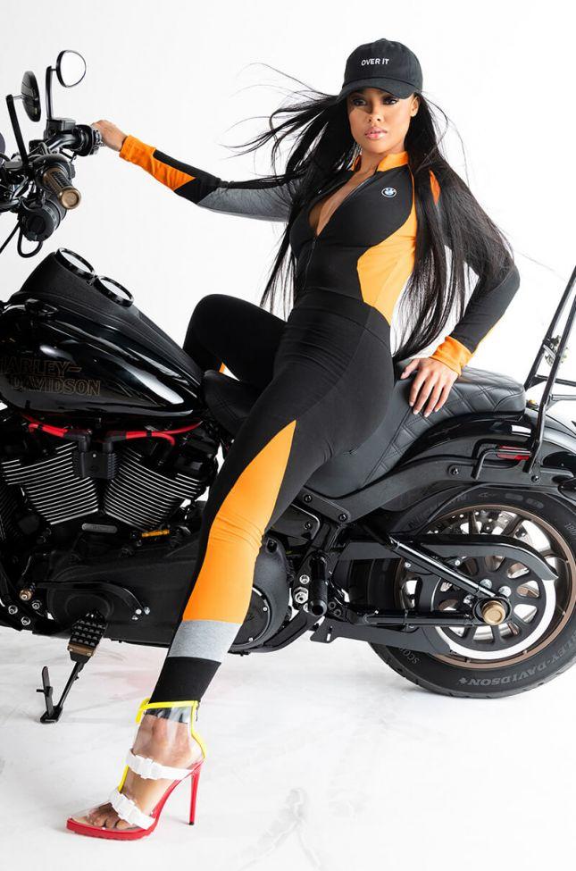 Extra View Puma Bmw Womens Street Moto Racesuit