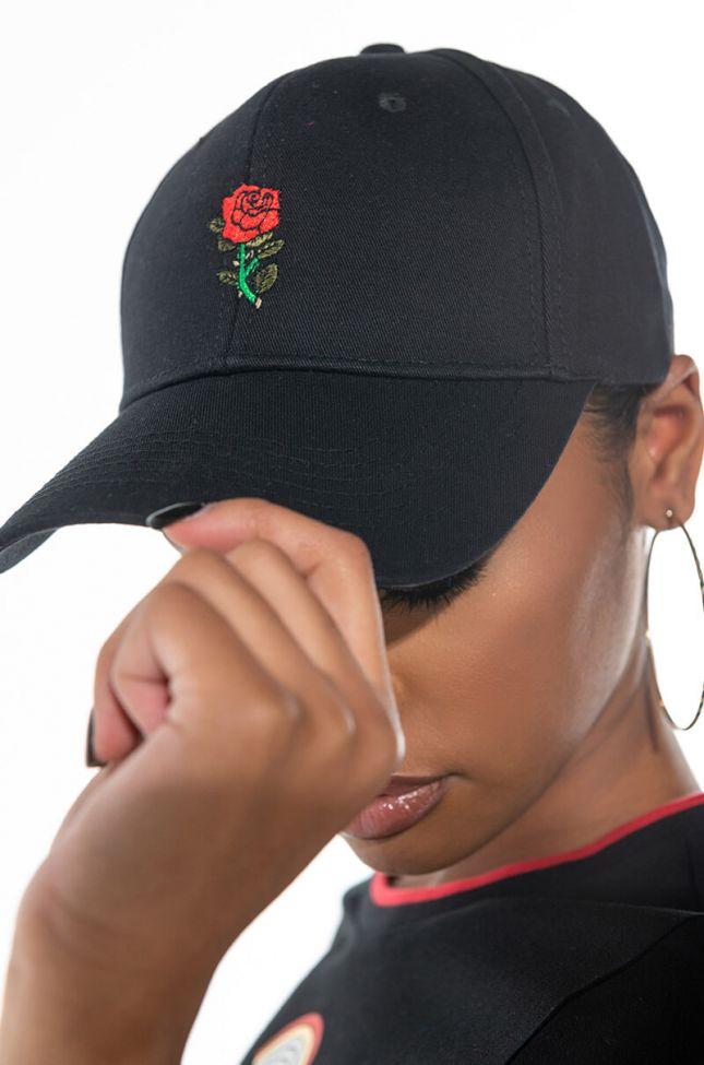 ROSE BASEBALL HAT