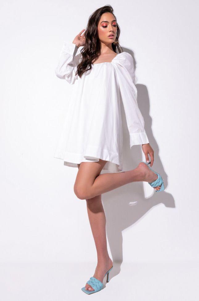 Extra View Sweet Angel Long Sleeve Mini Dress