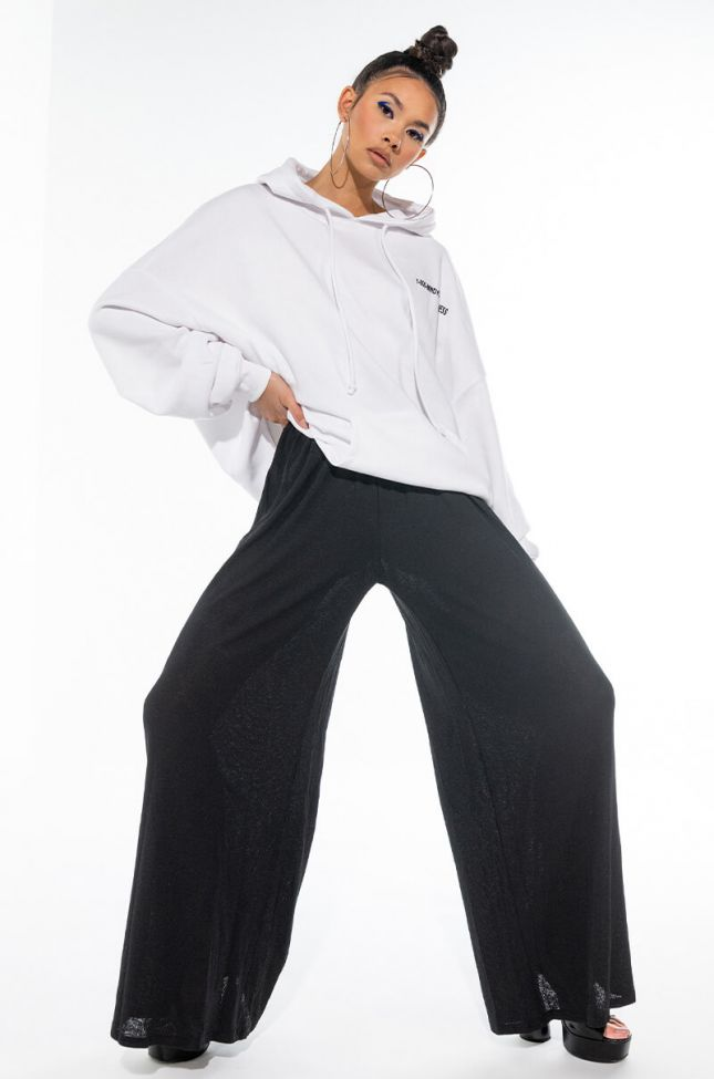THE ULTIMATE LUX RIB PANT