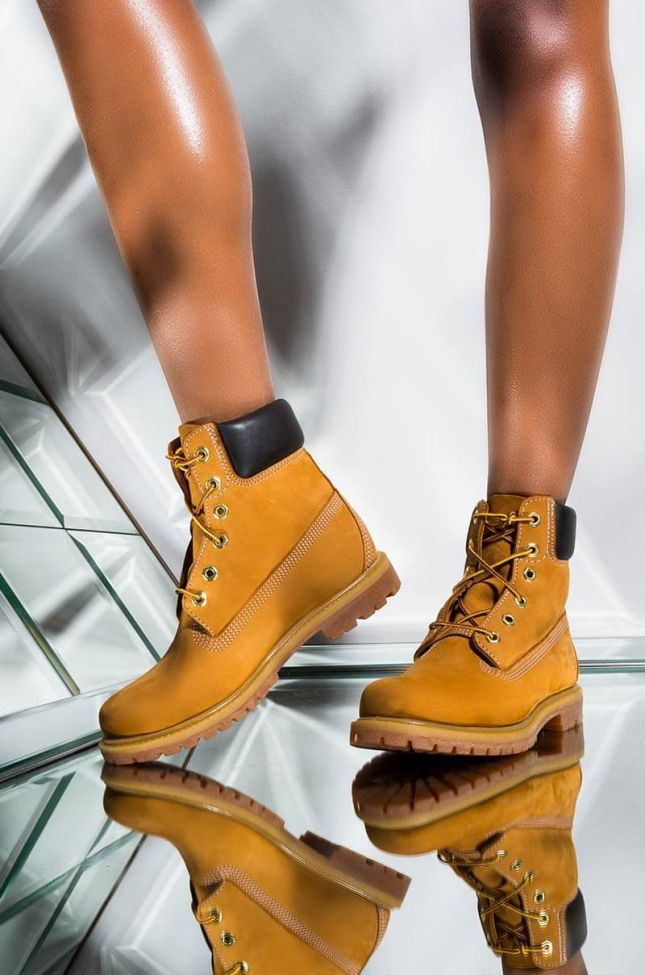 TIMBERLAND CLASSIC PREMIUM LACE UP BOOT