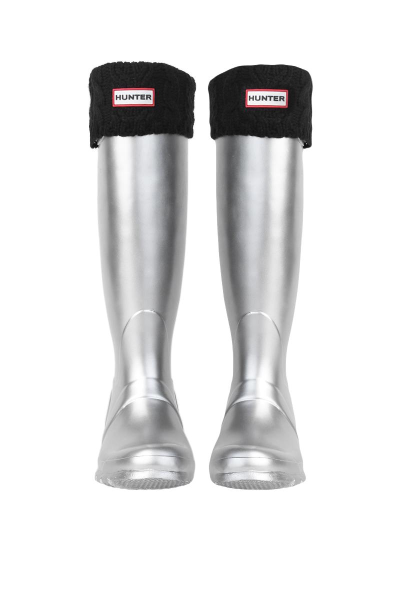 - Hunter Black Boot Socks Women Shoes Online AKIRA
