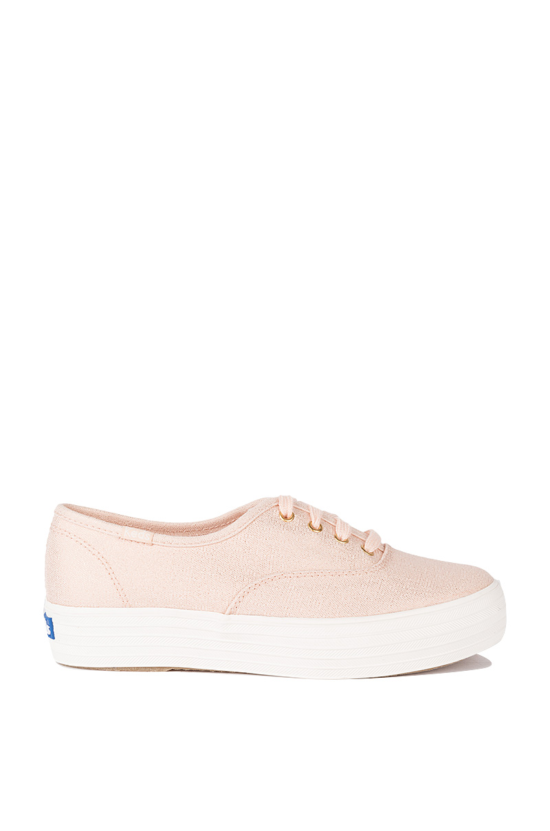 761a8b01d5821 KEDS CHAMPION METALLIC CANVAS SNEAKER - PLATFORM SNEAKERS - SNEAKERS - SHOES