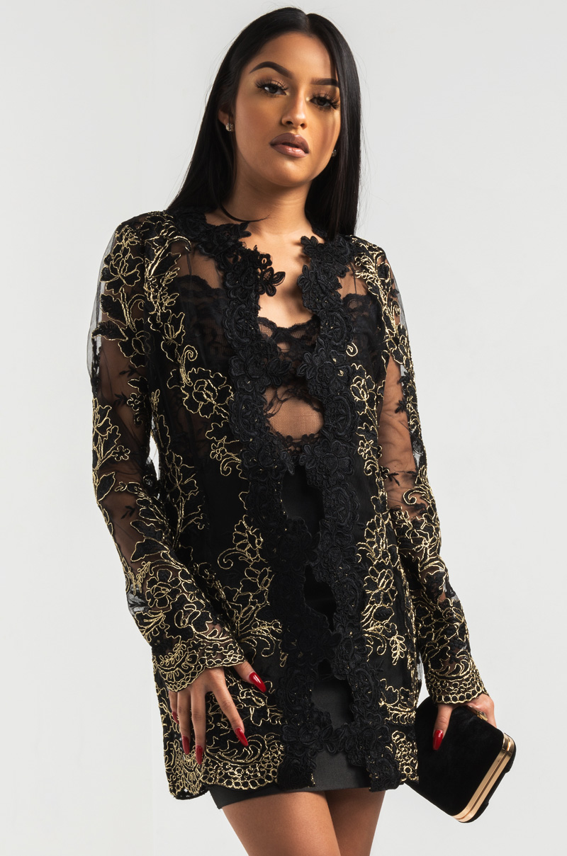 Find great deals on eBay for black lace jackets. Shop with confidence.