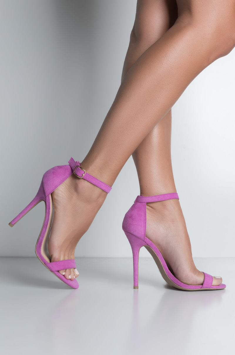 0b04f8f2c40 Akira High Stiletto Rhinestone Ankle Strap Zip Up Heel Sandals In Yellow  Satin Silver Black Satin