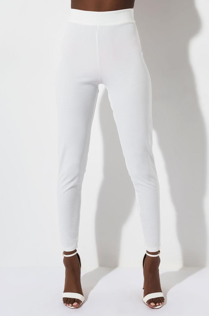 4f0510036cfea8 AKIRA Big Booty Pleather Leggings. $60. AKIRA Something Different Trouser  Pants