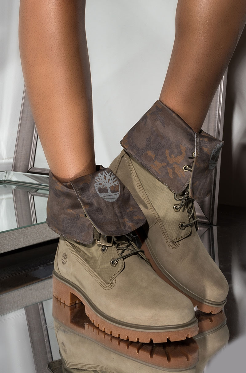 Timberland Boots in Größe 38 Camouflage