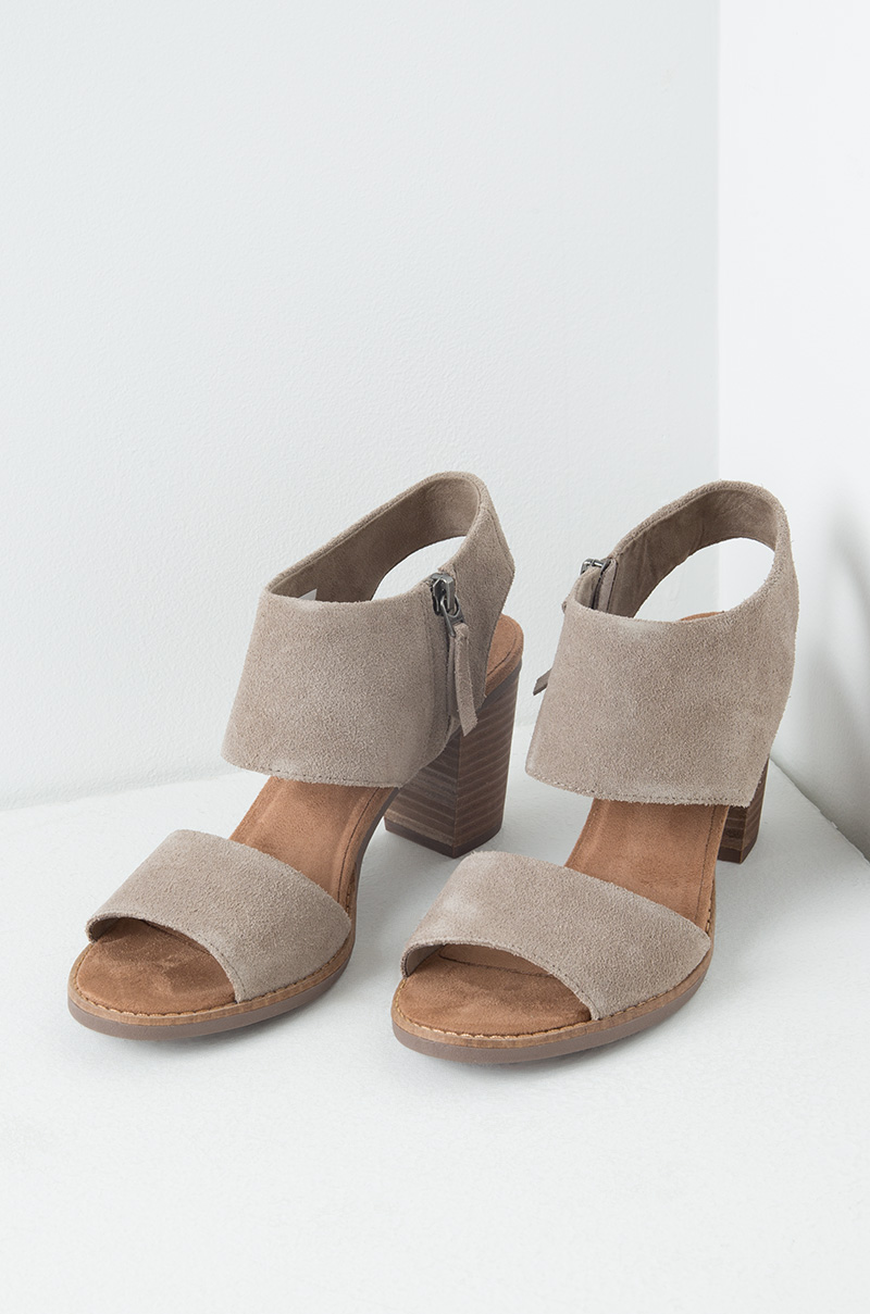 c987f4ccd9b Toms Majorca Cutout Sandal in Desert Taupe