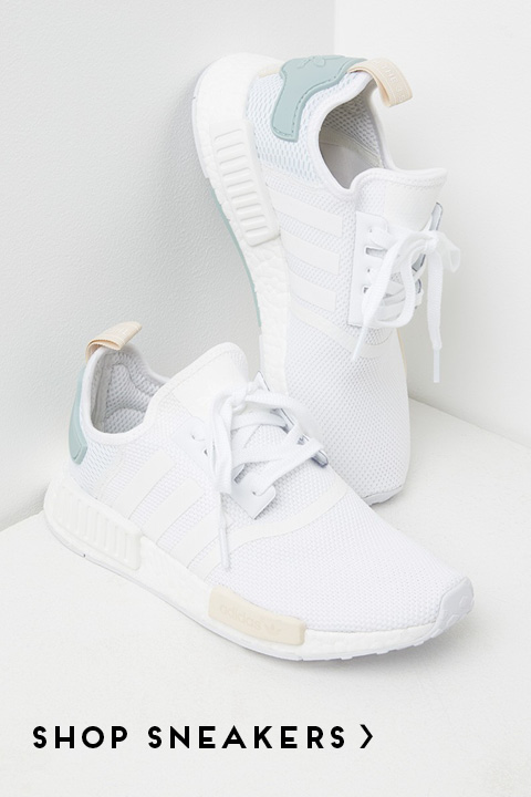 Click to Shop Sneakers