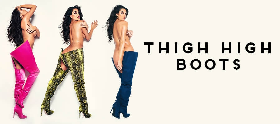 Shop Thigh High Boots