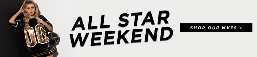 All Star Weekend. Shop our MVPs.