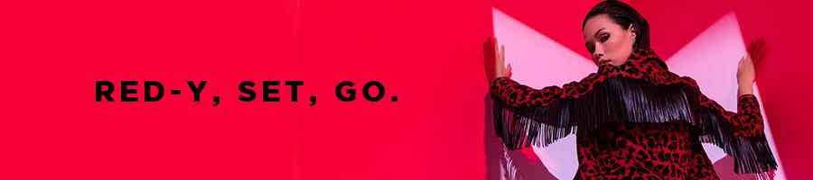 Red-y, Set, Go.