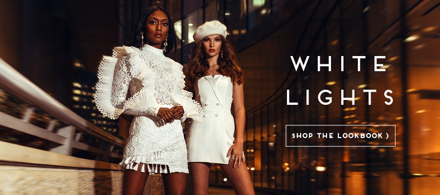 white party lookbook