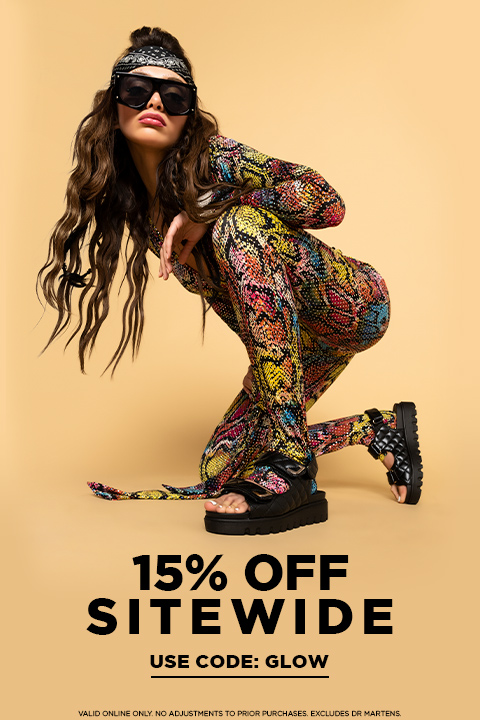 Take 15% Off Sitewide with code GLOW.