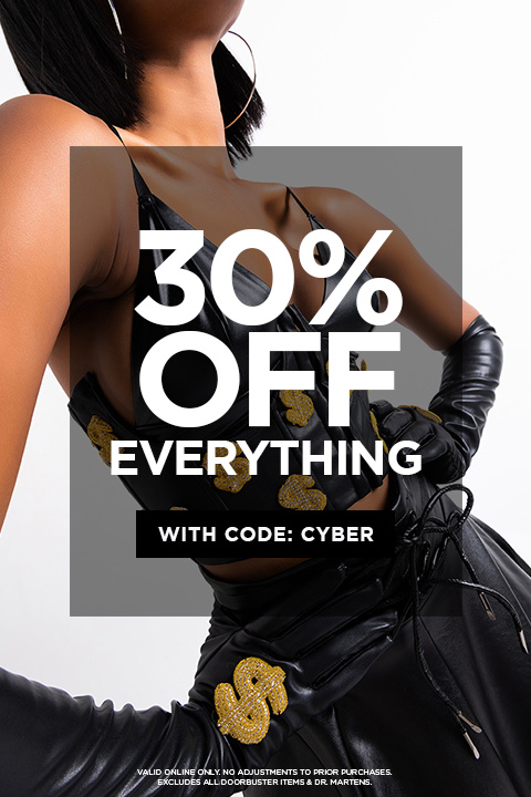 Take 30% Off Sitewide with code CYBER.