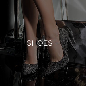 Rhinestone heels, sexy boots, clear perspex pumps and more!